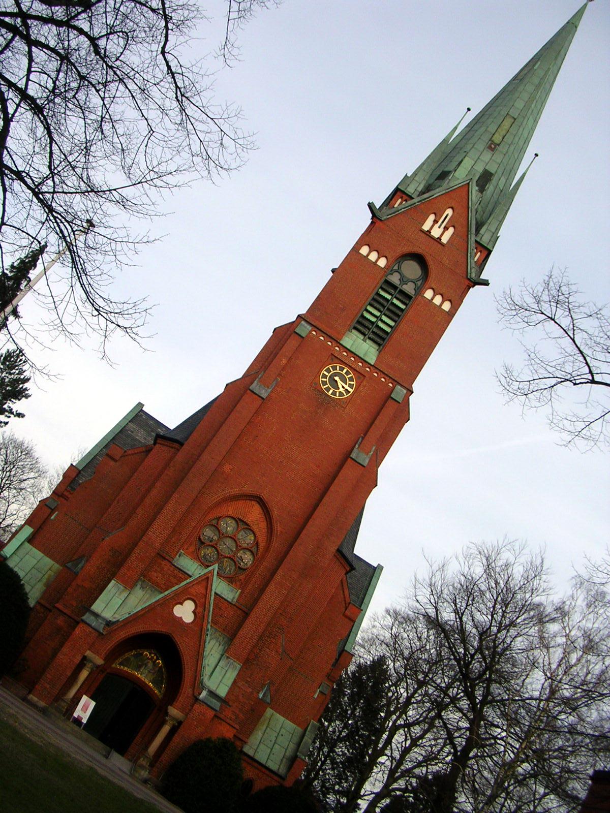 Eglise Blankenese