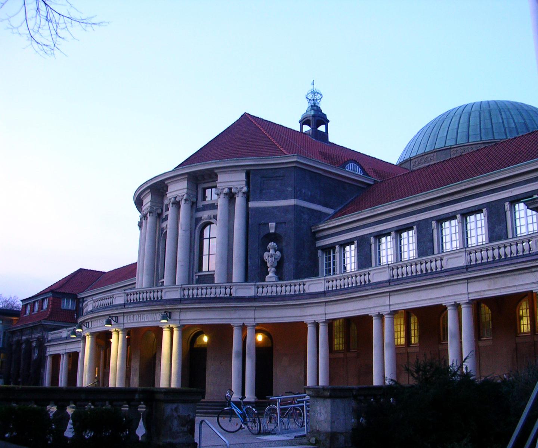 Une université hambourgeoise